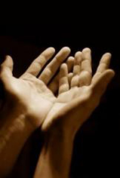 Znalezione obrazy dla zapytania puste dłonie